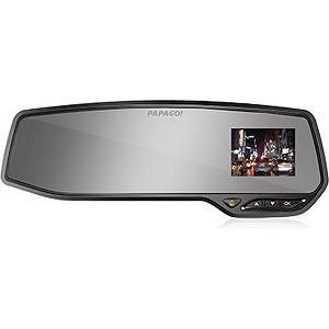 PAPAGO JAPAN ドライブレコーダー GS268-16G [ミラー型 /Full HD(200万画素)]