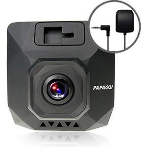 PAPAGO JAPAN ドライブレコーダー GS-D11-GPS16 [一体型 /Full HD(200万画素) /GPS対応]