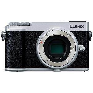 パナソニック ミラーレス一眼カメラ LUMIX GX7 Mark III【ボディ(レンズ別売)】 DC-GX7MK3-S(シルバー)(送料無料)