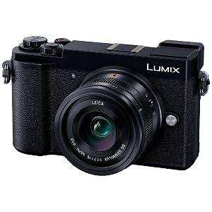 パナソニック ミラーレス一眼カメラ LUMIX GX7 Mark III【単焦点ライカDGレンズキット】 DC-GX7MK3L-K(ブラック)