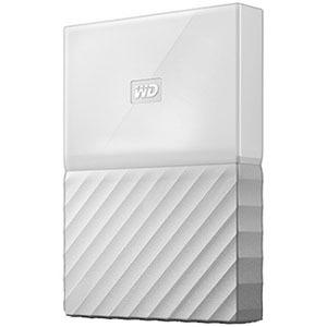 ウエスタンデジタル ポータブルHDD 4TB[USB-A 3.0・Win] My Passport WDBYFT0040BWT-JESN ホワイト