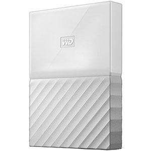 ウエスタンデジタル ポータブルHDD 2TB My Passport WDBS4B0020BWT-JESN ホワイト
