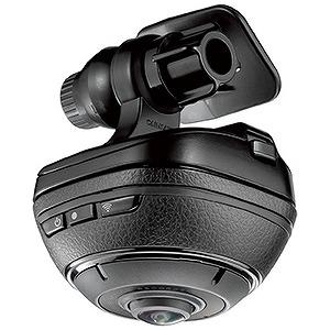 ドライブレコーダー DACTION360  [一体型/Full HD(200万画素)/GPS対応] DC3000