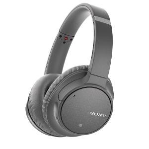 ソニー SONY ブルートゥースヘッドホン WH-CH700N HM グレー [Bluetooth /ノイズキャンセル対応]