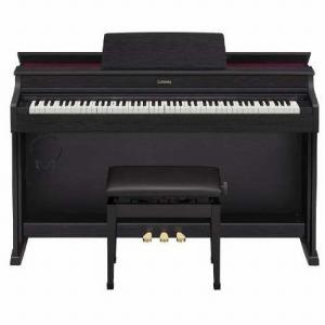 CASIO 電子ピアノ CELVIANO AP-470BK ブラックウッド調(標準設置無料)