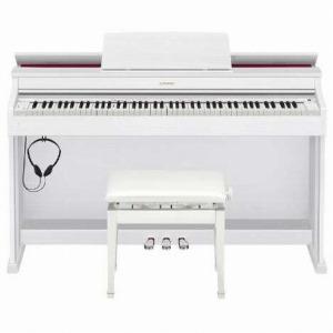 CASIO 電子ピアノ CELVIANO AP-470WE ホワイトウッド調(標準設置無料)
