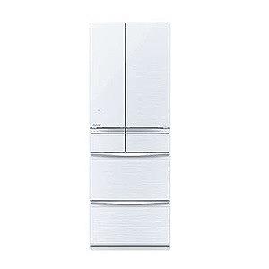 三菱 6ドア冷蔵庫(503L・フレンチドア) MR-MX50D-W クリスタルホワイト(標準設置無料)