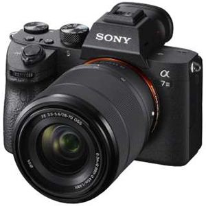 ソニー SONY デジタル一眼カメラ α7III(レンズキット) ILCE-7M3K