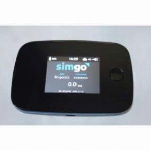 Simgo Mobile SIMフリーモバイルルーター Wi-Fi IEEE802.11 b/g/n SG800 熊本モバイル