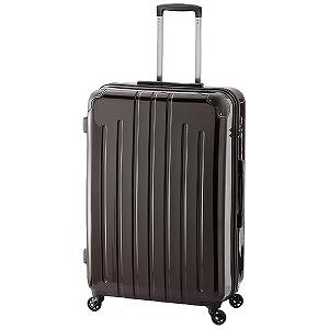 A.L.I TSAロック搭載スーツケース ハードキャリー(88L)  ADY-5028 カーボンワイン(送料無料)
