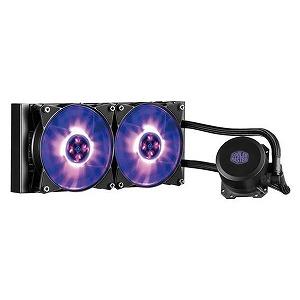 クーラーマスター 水冷CPUクーラー MasterLiquid ML240L RGB MLW-D24M-A20PC-R1