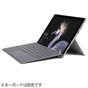 マイクロソフト Surface Pro(キーボード別売・ペン非同梱モデル) Windowsタブレット FJR-00016 シルバー(送料無料)