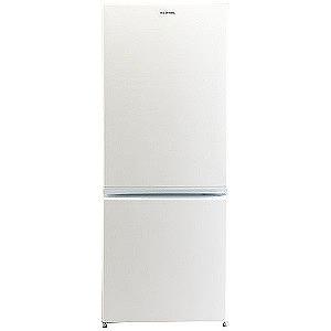 アイリスオーヤマ 2ドア冷蔵庫(156L・右開きタイプ)氷冷ボックス付 AF156Z-WE(標準設置無料)