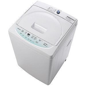 大宇電子 全自動洗濯機(洗濯6.0kg) DW-S60AM ホワイト(標準設置無料)