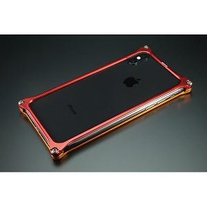 ソリッドバンパーforiPhoneX/EVANGELIONLimited GIEV-422GRTエウ゛ァンゲリオン2号機(送料無料)