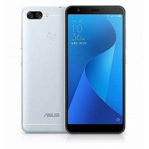 ASUS SIMフリースマートフォン Zenfone Max Plus M1 ZB570TL-SL32S4 アズールシルバー(送料無料)