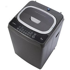 大宇電子 全自動洗濯機(洗濯6.0kg) DW-R60A-S スペースシルバー(標準設置無料)