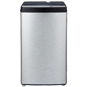 ハイアール 全自動洗濯機 (洗濯5.5kg)「URBAN CAFE SERIES」 JW-XP2C55E ステンレスブラック(標準設置無料)