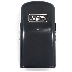 ジック TRANS MOBILLY専用 マグネット脱着式モバイルバッテリー「2.8Ah Li-ion」 モバイルバッテリー2.8AH