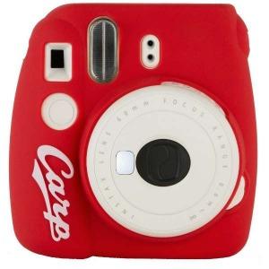 富士フィルム 【数量限定】インスタントカメラ 『チェキ』 instax mini 8+「広島東洋カープ」モデル INSMINI8PCARP(送料無料)