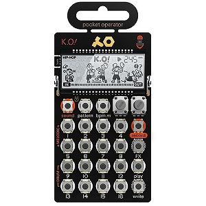 ポケットオペレーター PO-33 K.O! TE010AS033
