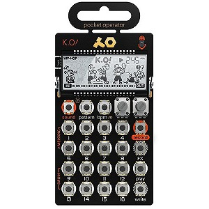 TECHART ポケットオペレーター PO-33 K.O! TE010AS033
