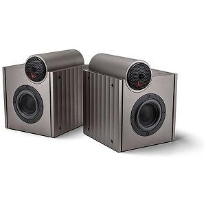 アイリバー ブックシェルフスピーカー 2本 ACRO S1000 Speaker Gun Metal DSM11-ACRO-S1000-SLV ガンメタル