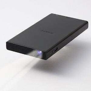 ソニー モバイルプロジェクター「モバイルバッテリー機能付き」 MP-CD1(送料無料)
