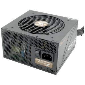 オウルテック 750W PC電源 Seasonic FOCUS GOLDシリーズ セミモジュール電源 SSR-750FM [ATX /Gold]