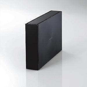 エレコム テレビ・レコーダーの番組録画向けハードディスク ELD-ETV030UBK