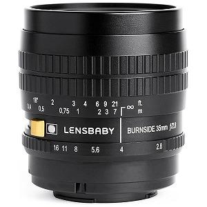 トキナー 交換レンズ レンズベビー Burnside 35「FUJIFILM Xマウント」 BURNSIDE35(フジ(送料無料)