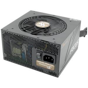 オウルテック 650W PC電源 Seasonic FOCUS GOLDシリーズ セミモジュール電源 SSR-650FM [ATX /Gold]
