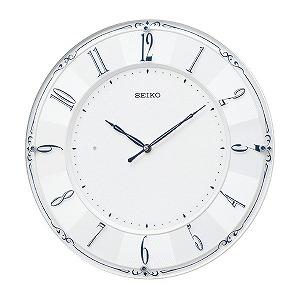セイコー セイコー電波掛け時計 KX504W KX504W