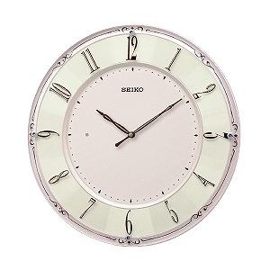 セイコー セイコー電波掛け時計 KX504P
