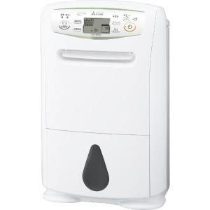 三菱 衣類乾燥除湿機 MJ-P180NX-W ホワイト