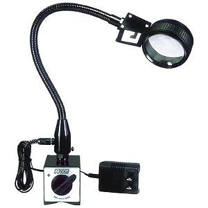 LED付拡大鏡(マグネットタイプ) LED5000M