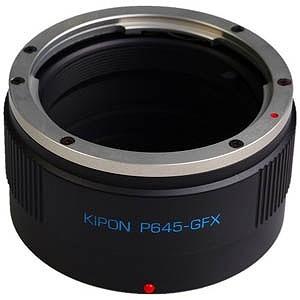 ハンデビジョン マウントアダプター  P645GFX Pentax645-GFX(送料無料)