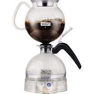 サイフォン式コーヒーメーカー 「ePEBO(イーペボ)」  11744-01JP(送料無料)