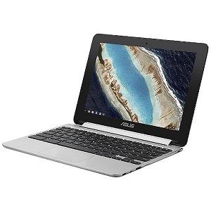 ASUS 10.1型タッチ対応ノートPC[Chrome OS] Chromebook Flip  C101PA-OP1(2017年10月モデル)(送料無料)