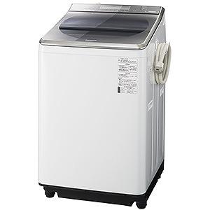 パナソニック 全自動洗濯機(洗濯12.0kg) NA-FA120V1-W ホワイト(標準設置無料)