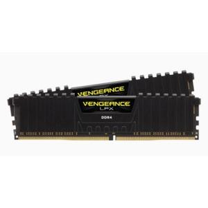 コルセア 増設メモリ VENGEANCE LPX 16GB DDR4 DRAM 3600MHz C18 CMK16GX4M2B3600C18 [DIMM DDR4/8GB/2枚]