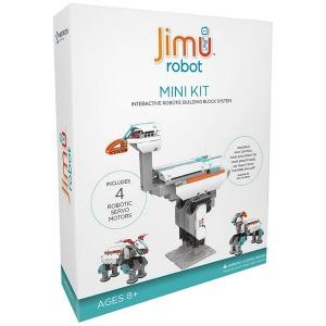 〔ロボットキット プログラミング学習:iOS/Android対応〕 Jimu robot Mini Kit