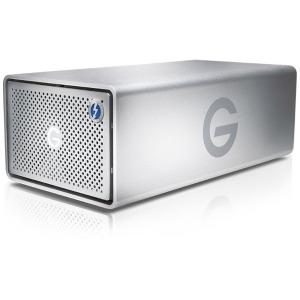 HGST 外付HDD 16TB[HDMI/Thunderbolt 3/USB-C 3.1・Mac/Win] G-DRIVE 0G05761 シルバー(送料無料)