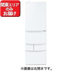 東芝 5ドア冷蔵庫 (465L) GRM470GWL(ZW)(標準設置無料)