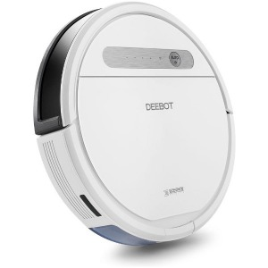 エコバックス ロボット掃除機 「DEEBOT OZMO 610」 DD4G プラチナホワイト(送料無料)
