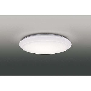 東芝 リモコン付LEDシーリングライト(~8畳) LEDH083BLC-BK