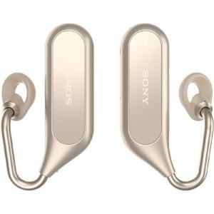 ソニー ブルートゥースイヤホン 完全ワイヤレス 耳かけ型 XEA20JP N[左右分離タイプ /Bluetooth]