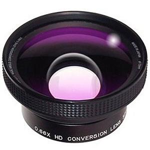 レイノックス 0.66X高品質ワイド(広角)レンズ HD-6600PRO 52