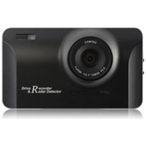 コムテック ドライブレコーダー CB-R01 [一体型 /Full HD(200万画素) /GPS対応]