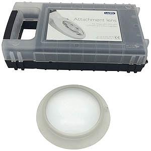 オーツカ光学 オーツカ LUXO LED照明拡大鏡LUXO用補助レンズ 6倍 PUL 6D